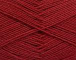 Fiber Content 75% Superwash Wool, 25% Polyamide, Brand Ice Yarns, Burgundy, Yarn Thickness 1 SuperFine  Sock, Fingering, Baby, fnt2-55473
