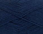 Fasergehalt 75% Superwash Wolle, 25% Polyamid, Navy, Brand Ice Yarns, fnt2-55475