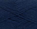 Fiber Content 75% Superwash Wool, 25% Polyamide, Navy, Brand Ice Yarns, Yarn Thickness 1 SuperFine  Sock, Fingering, Baby, fnt2-55475