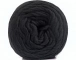 Fiber Content 100% Wool, Brand Ice Yarns, Black, fnt2-55479