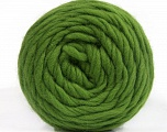 Fiber Content 100% Wool, Brand Ice Yarns, Green, fnt2-55486