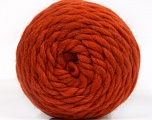 Fiber Content 100% Wool, Orange, Brand Ice Yarns, fnt2-55488