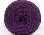 Fiber Content 100% Wool, Purple Melange, Brand Ice Yarns, fnt2-55494