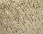 Fiber Content 50% Viscose, 50% Cotton, Brand ICE, Cream, fnt2-55620