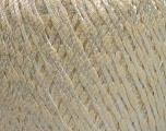 Fiber Content 60% Viscose, 40% Cotton, Brand Ice Yarns, Cream, fnt2-55621