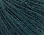 Fiber Content 60% Acrylic, 40% Wool, Brand ICE, Dark Green, Yarn Thickness 3 Light  DK, Light, Worsted, fnt2-55623