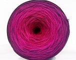 Fiber Content 50% Cotton, 50% Acrylic, Pink, Lavender, Brand Ice Yarns, Fuchsia, fnt2-55674