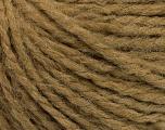 Fiber Content 60% Acrylic, 40% Wool, Brand Ice Yarns, Camel, Yarn Thickness 4 Medium  Worsted, Afghan, Aran, fnt2-55703