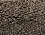 Fiber Content 100% Acrylic, Brand Ice Yarns, Dark Camel, Yarn Thickness 2 Fine  Sport, Baby, fnt2-55719