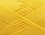 Fiber Content 100% Acrylic, Light Yellow, Brand Ice Yarns, Yarn Thickness 2 Fine  Sport, Baby, fnt2-55720
