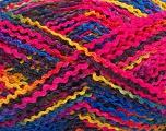 Fiberinnhold 60% Akryl, 40% Ull, Rainbow, Brand Ice Yarns, fnt2-55767