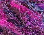 Fiber Content 100% Polyamide, Purple Shades, Pink Shades, Brand ICE, Blue, Yarn Thickness 5 Bulky  Chunky, Craft, Rug, fnt2-55785