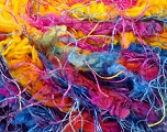Fiber Content 100% Polyamide, Yellow, Purple, Brand Ice Yarns, Fuchsia, Blue, fnt2-55787