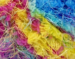 Fiber Content 100% Polyamide, Yellow, Pink, Brand Ice Yarns, Blue Shades, fnt2-55788