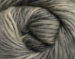 Fiber Content 100% Wool, Brand Ice Yarns, Grey Shades, Yarn Thickness 4 Medium  Worsted, Afghan, Aran, fnt2-55795