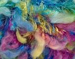 Kuitupitoisuus 100% Polymidi, Yellow, Pink, Brand Ice Yarns, Blue, fnt2-55825