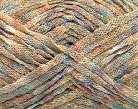 Conţinut de fibre 40% Acrilic, 30% Viscoză, 30% In, Pastel Colors, Brand Ice Yarns, fnt2-55860