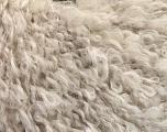 Fiberinnhold 44% Alpaca Superfine, 44% Akryl, 12% polyamid, Light Beige, Brand Ice Yarns, fnt2-55865