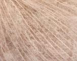 Conţinut de fibre 40% Alpaca Superfine, 40% Lână, 20% Poliamidă, Light Pink, Brand Ice Yarns, fnt2-55867