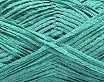 Fiber Content 100% Acrylic, Brand Ice Yarns, Emerald Green, Yarn Thickness 2 Fine  Sport, Baby, fnt2-55891
