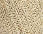 Fiber Content 50% Linen, 50% Viscose, Brand Ice Yarns, Cream, fnt2-55906