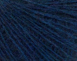 This is an excellent yarn with high-content of Alpaca, Mohair, and Merino Wool. Works excellent for your fine-weight patterns with more than 30 plain and melange colors. Brand Ice Yarns, Blue, fnt2-55923