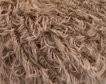 Fiber Content 44% Acrylic, 44% Wool, 12% Polyamide, Brand ICE, Beige, fnt2-55932