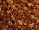Fasergehalt 55% Wolle, 27% Acryl, 18% Polyamid, Brand Ice Yarns, Cream, Copper, fnt2-55943