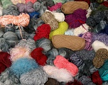 Leftover Yarns  Brand Ice Yarns, fnt2-55966