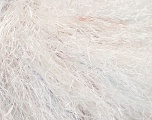 Fiber Content 100% Polyamide, Pinkish White, Brand ICE, Bluish White, Yarn Thickness 5 Bulky  Chunky, Craft, Rug, fnt2-55980