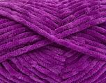 Fiberinnehåll 100% mikrofiber, Purple, Brand Ice Yarns, Yarn Thickness 4 Medium  Worsted, Afghan, Aran, fnt2-55987