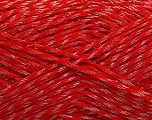 Fiber Content 95% Viscose, 5% Polyamide, Red, Brand Ice Yarns, fnt2-56014