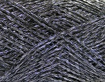Fiber Content 44% Acrylic, 44% Cotton, 12% Polyamide, Brand Ice Yarns, Grey, Black, Yarn Thickness 2 Fine  Sport, Baby, fnt2-56020