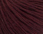 Fiber Content 80% Acrylic, 20% Viscose, Brand Ice Yarns, Burgundy, fnt2-56067