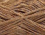 Fiber Content 74% Linen, 26% Polyamide, Brand ICE, Camel, Bronze, fnt2-56136
