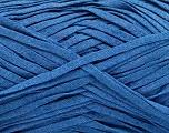 Linen Cotton Natural Yarn  Fiber Content 80% Cotton, 20% Linen, Brand Ice Yarns, Blue, fnt2-56137