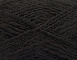 Fiber Content 44% Wool, 44% Acrylic, 12% Polyamide, Brand Ice Yarns, Black, Yarn Thickness 2 Fine  Sport, Baby, fnt2-56185