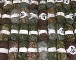 Custom Blends  Brand Ice Yarns, fnt2-56231
