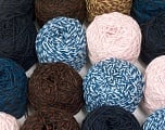 Custom Blends Please note that skein weight information given for this lot is average. Brand Ice Yarns, fnt2-56240