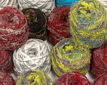 Custom Blends Please note that skein weight information given for this lot is average. Brand Ice Yarns, fnt2-56241