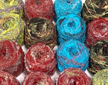 Custom Blends Please note that skein weight information given for this lot is average. Brand Ice Yarns, fnt2-56242