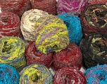 Custom Blends Please note that skein weight information given for this lot is average. Brand Ice Yarns, fnt2-56244