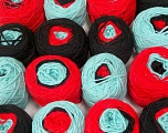 Custom Blends Please note that skein weight information given for this lot is average. Brand Ice Yarns, fnt2-56246