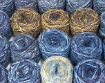 Custom Blends Please note that skein weight information given for this lot is average. Brand Ice Yarns, fnt2-56247