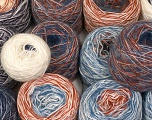 Custom Blends Please note that skein weight information given for this lot is average. Brand Ice Yarns, fnt2-56248