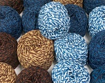 Custom Blends Please note that skein weight information given for this lot is average. Brand Ice Yarns, fnt2-56251