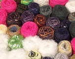 Custom Blends Please note that skein weight information given for this lot is average. Brand Ice Yarns, fnt2-56252