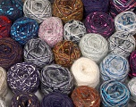 Custom Blends Please note that skein weight information given for this lot is average. Brand Ice Yarns, fnt2-56254