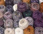 Custom Blends Please note that skein weight information given for this lot is average. Brand Ice Yarns, fnt2-56257