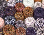 Custom Blends Please note that skein weight information given for this lot is average. Brand Ice Yarns, fnt2-56258